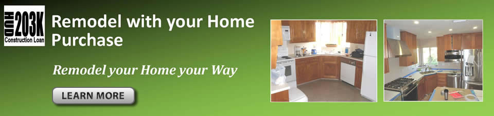 home inspections san diego - 203K services