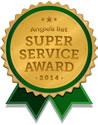 Angies List Super Service Award 2014 winner