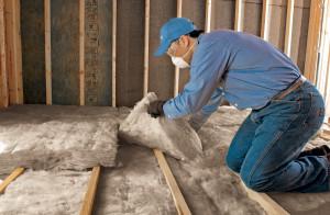 Certainteed_Batt-installed-on-attic-floor-by-professional