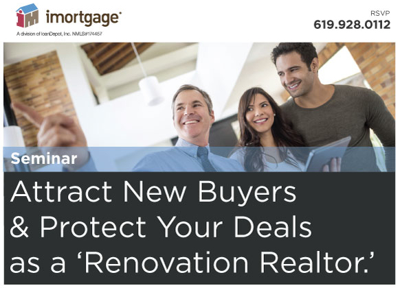 Seminar - Become A Renovation Realtor - Inspection Perfection